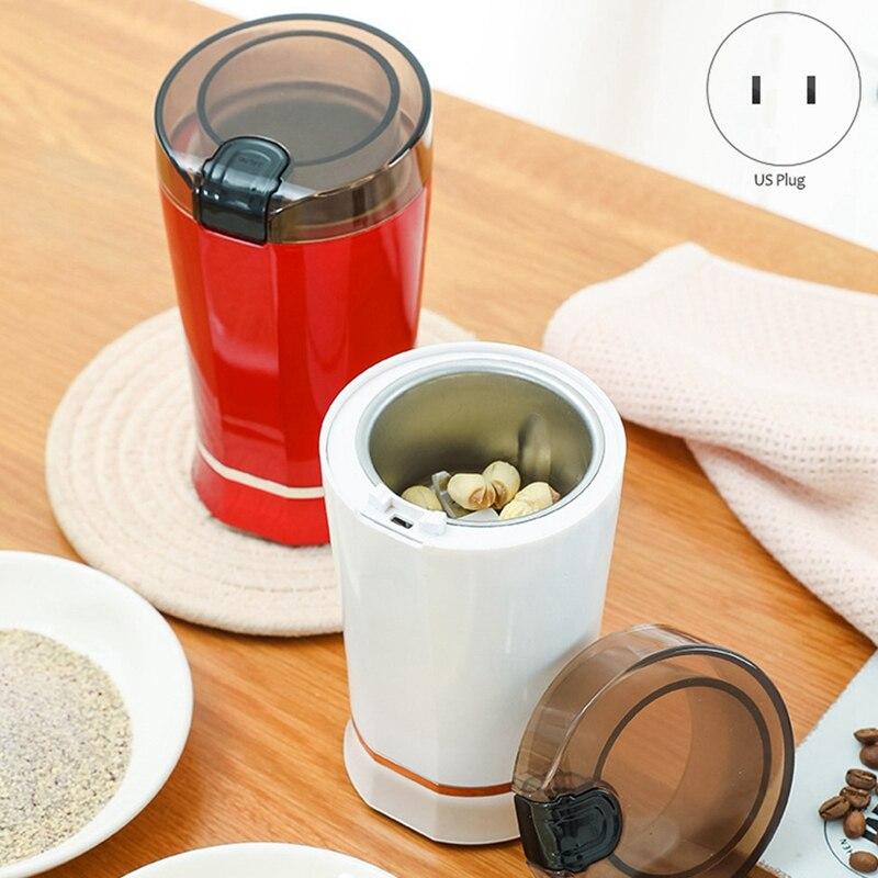 de sal moedor de feijão de café