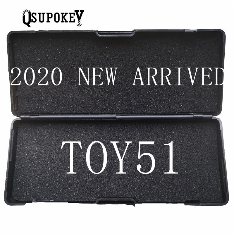 2020 Новое поступление LiShi 2в1 ремонтный инструмент слесарные инструменты TOY51 для Toyota Car/Auto