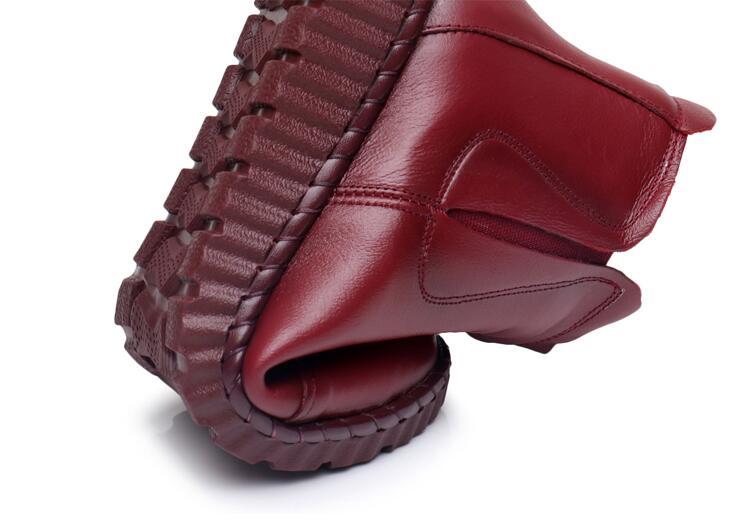 Gktinoo 2020 inverno botas de tornozelo de
