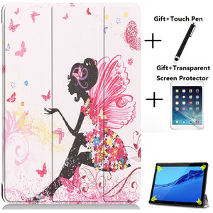 Новое поступление тонкий чехол для планшета Huawei MediaPad M5 Lite 10 Чехол-подставка для M5 Lite 10 Tablet 10,1 BAH2-L09/W19 DL-AL09
