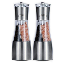 Salt-Grinder Shaker Ceramic-Rotor Pepper Cooking-Accessories Dual-Mill Kitchen And 2-In-1