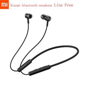 Image 1 - Беспроводные наушники Xiaomi, Bluetooth 5,0, IPX5, свободные, с Qualcomm aptX, спортивные наушники, 9 часов, для iPhone, Samsung, Huawei, телефонов