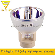 5J.JG705.001/ 5JJG705001 Projector Bare Lamp P-VIP 210/0.8 E20.9 Bulb with Benq W1050 MS531 MX532 MW533 MH534 TW533 projectors original bare lamp dlp rear projector tv bulb top p vip 100 120 1 3 e23h for projectors