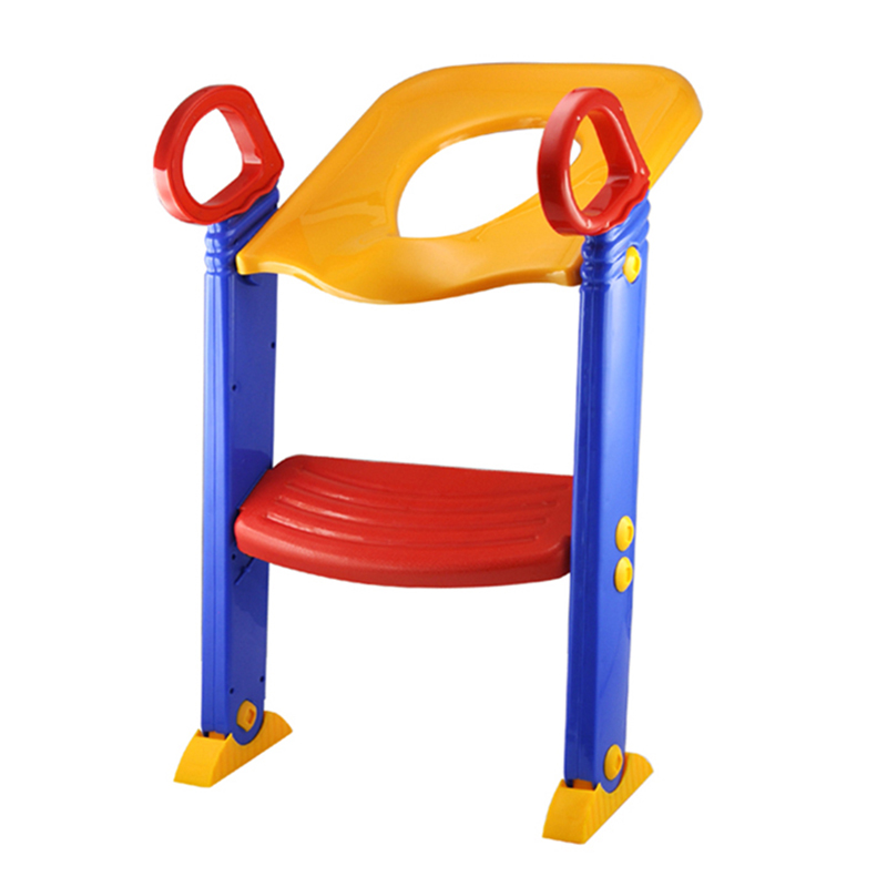 NEW CHILD TODDLER KIDS TOILET POTTY TRAINER TRAINING CHAIR STEP UP LADDER SYSTEM