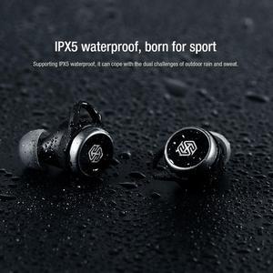 Image 5 - NILLKIN True Wireless Earbuds Bluetooth 5.0 Wireless Earphone with Mic Mini CVC Noise Reduction IPX5 WaterProof Sports Headset