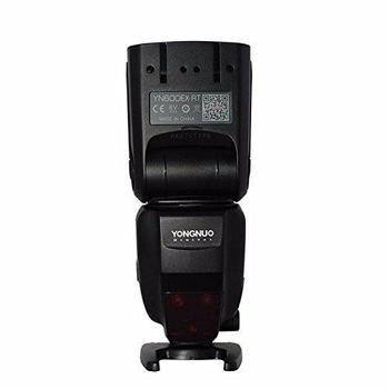 DishyKooker YONGNUO YN600EX-RT II Беспроводная вспышка Speedlite с оптическим мастером и ttl HSS для Canon w/EACHSHOT диффузор