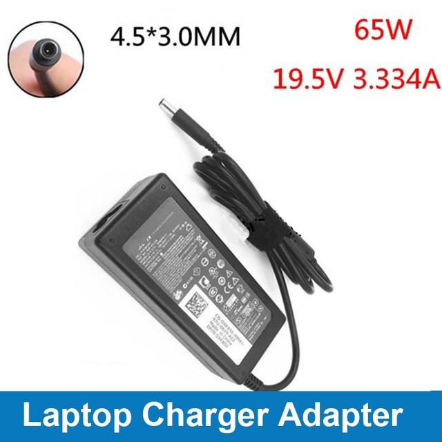 Basixแล็ปท็อปAC Power Charger Adapter 65W 19.5V 3.34Aแหล่งจ่ายไฟสำหรับDell Inspiron 15 5558 3558 3551 3552 5551 5559
