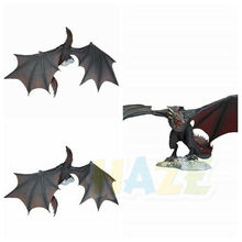 Game of Thrones Black Dragon Joint Movable PVC Action Figure Model Collectiion Anime Figure Kids Toy 14cm In Box