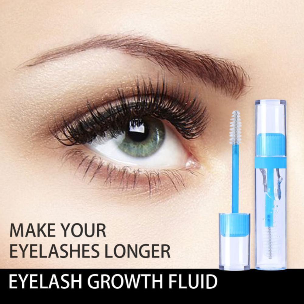 Eyelash Liquid Growth Enhancer Treatments Lash Eye Serum Rapid Lengthening Rich In Nutrients Making Eyelashes Long And Elastic