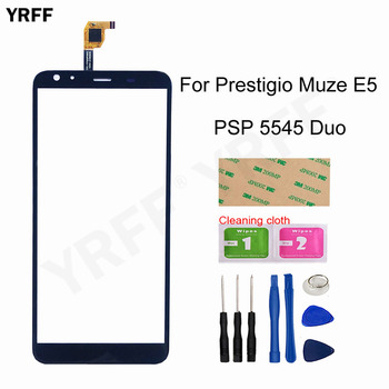 New Glass Panel Sensor Touch For Prestigio Muze E5 PSP 5545 DUO Touch Screen Digitizer Glass Panel недорого