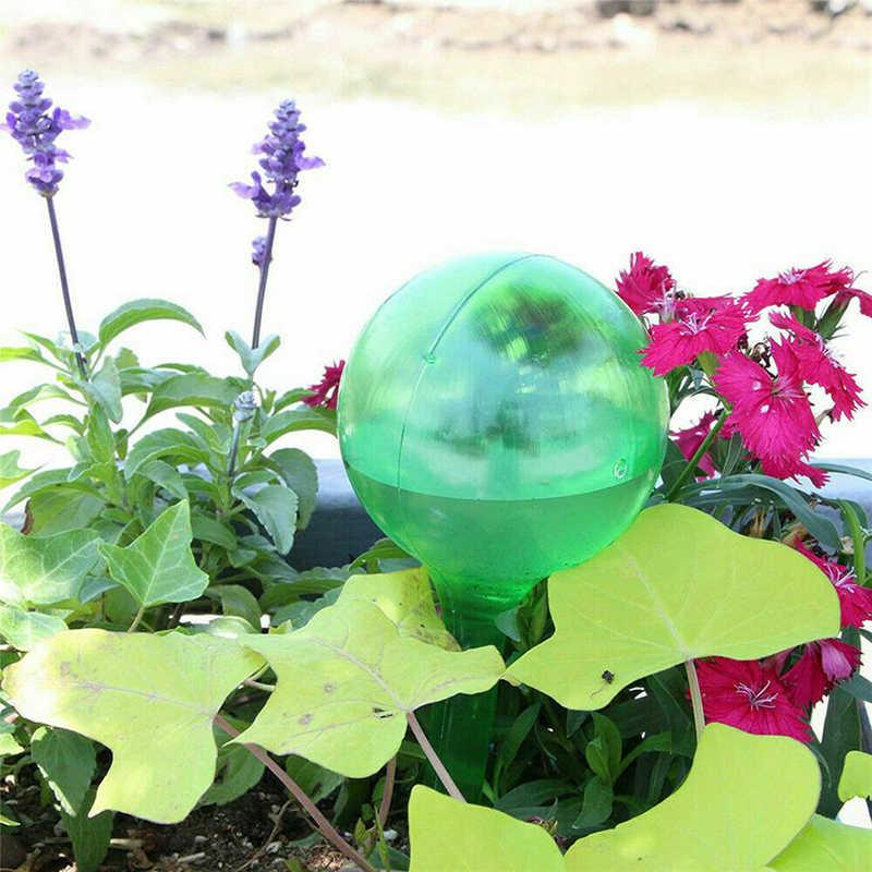 10PCS Pianta Automatico di Auto Irrigazione PVC Lampadine A Sfera Aqua Globes Irrigazione Alimentatore