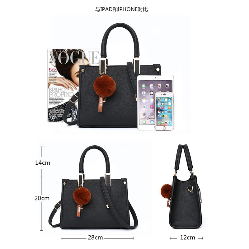 LKEEP Mini Boston Shoulder Bag Women Leather Long Handbags Female Crossbody Messenger Bag Bolsa Sac Fashion Ladies Small Tote 4