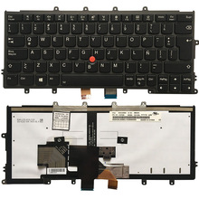 Keyboard X230S Latin Thinkpad Lenovo X240x240i Backlight X270 Black New for X230s/X240s/X240x240i/..
