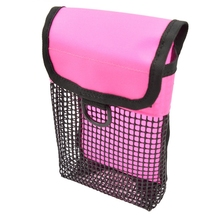 Bag Equipment-Holder Scuba-Diving-Reel-Bolt Buoy Mesh-Gear SMB Carry-Pouch Snap Safety-Marker