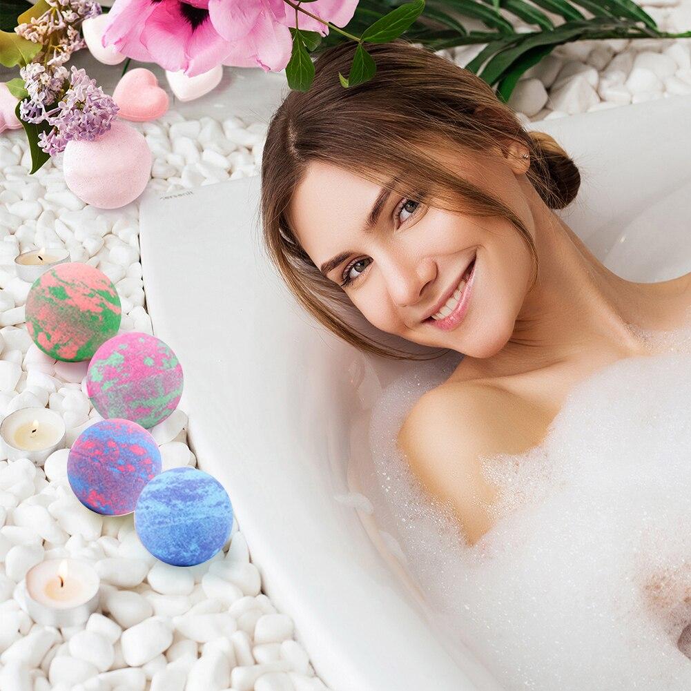Купить 6 шт пузырь ванн уайт герлс мяч эфирное спа масло для увеличения