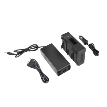 Charger Drone Battery Fast Charging Travel Charger Transport Outdoor Charger for DJI Mavic Air Flight Battery(EU Plug)