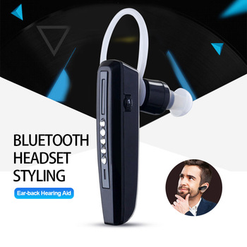 Mini Hearing aid Sound Amplifier Digital Rechargeable Bluetooth Style USB Stealth for the Elderly Portable Adjustable Tone for elder deaf aids care portable mini behind ear adjustable tone digital hearing aid high low tone sound enhancer amplifier