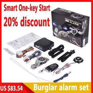 Умный ключ, автосигнализация без ключа, автоматический вход, пульт дистанционного запуска, стартер двигателя, датчик открывания багажника, ...