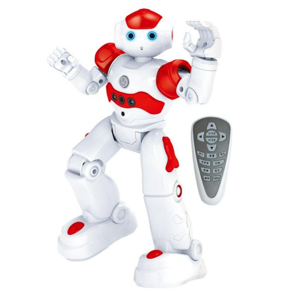 Jouets éducatifs intelligents de Robot de RC pour des cadeaux d'enfants de jouet de robotique Programmable à télécommande d'enfants