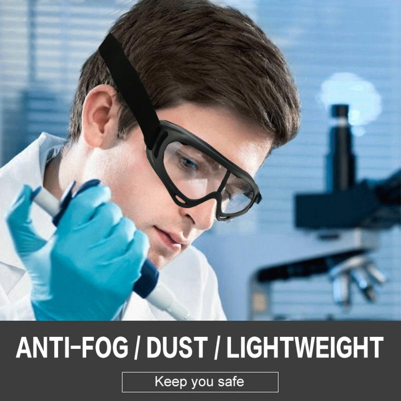 New Anti-UV Welding Dust-proof Glasses For Work Protect Safety Goggles Sport Safety Windproof Tactical Labor Protection Glasses