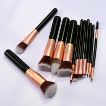 Makeup Brushes Set 12 Pcs Beauty Tools Make Up Brush Sets Cosmetic Foundation Eyeliner Blush Eyebrow Eye Shadow Powder Brush Etc