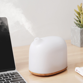 GXDiffuser 300ML Ultrasonic Aroma Humidifier Essential Oil Diffuser Special Offer 7 Color LED Aromatherapy diffuser Mist Maker 200ml air humidifier aroma diffuser essential oil diffuser humificado aromatherapy ultrasonic mist maker 7 color led vase shape