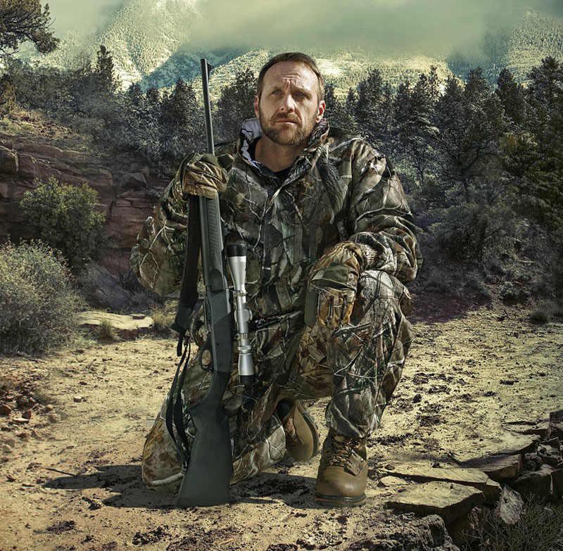 Bionic Hunting Breathable Tshirt Scratch Resistant Pants Cap Set Ghillie Suit