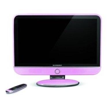 FEELING'S TV LED 32 ''FHD USB PVR Pink