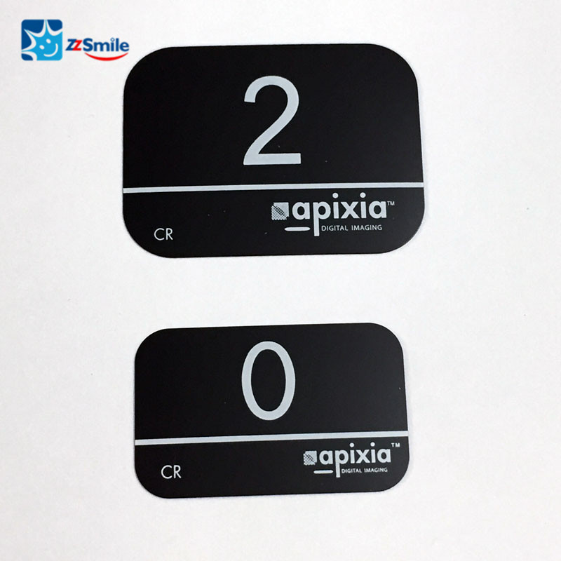 Apixia Dental 3D Phosphor Plate Size0 Size2 Dental Imaging Series