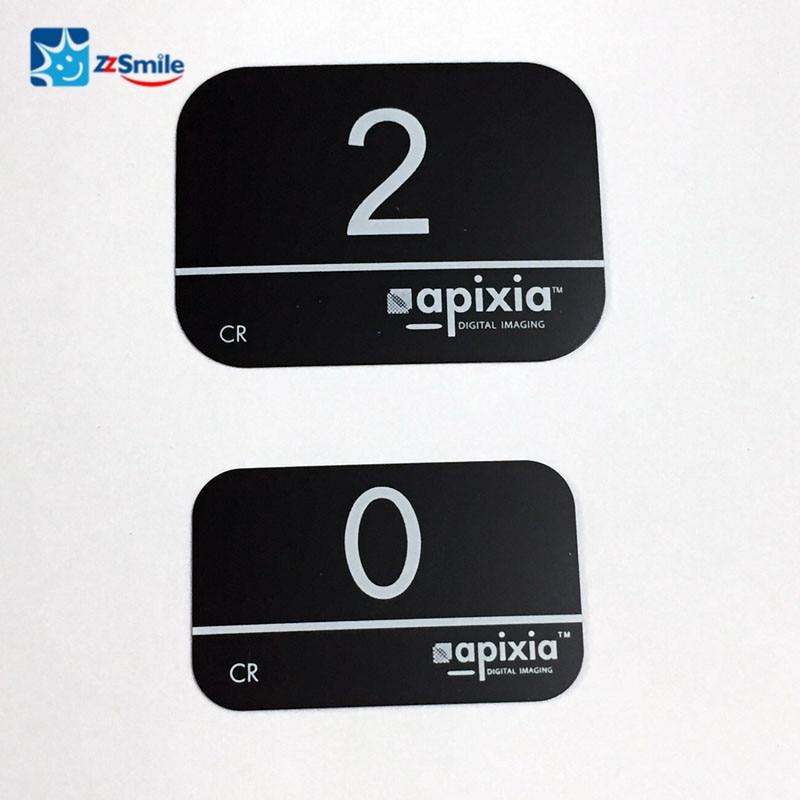 Apixia Dental 3D Phosphor Plate Size0 Size2 Dental Imaging Series