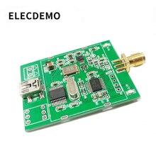 Generador de señal AD9833, módulo generador de frecuencia, DDS, señal cuadrada/sinusoidal/onda triangular, host de serie, control por ordenador