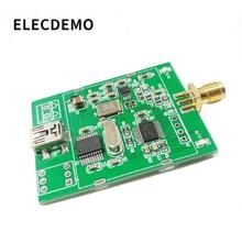 Sinyal jeneratörü AD9833 modülü frekans jeneratörü DDS sinyal kare/sinüs/üçgen dalga seri ana bilgisayar kontrol