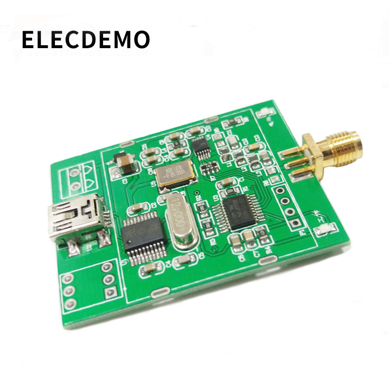 Signal-generator AD9833 Module Frequency Generator DDS Signal Square/sine/triangle Wave Serial Host Computer Control