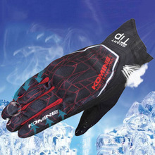 KOMINE Motorcycle Gloves Breathable Summer Motocross Full Finger Motorbike Screen Touch Guantes Moto