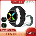 IMILAB KW66 Смарт-часы Для мужчин умные часы Bluetooth умные часы Шагомер фитнес-трекер для измерения сердечного ритма IP68 Водонепроницаемый часы для ...
