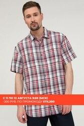 Finn Flare мужская верхняя сорочка из 100% вискозы с прямым покроем, коллекция весна-2020