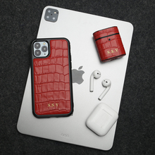 Horologii Custom Name Free for Best Gift Set for Iphone X XR 11 12  Pro Max Case and for AirPods Cover Box Dropship