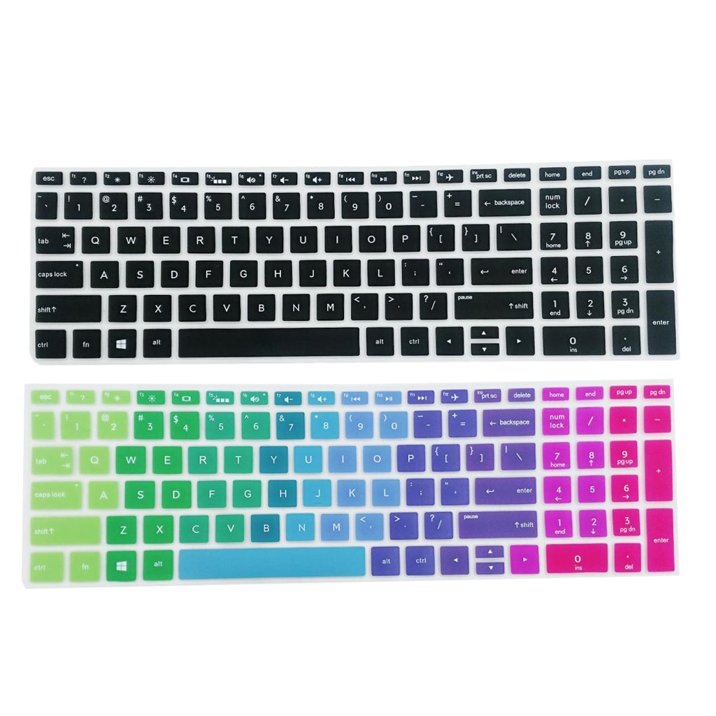 1Pcs Keyboard Protection Skin Protector Cover for HP 15.6inch BF