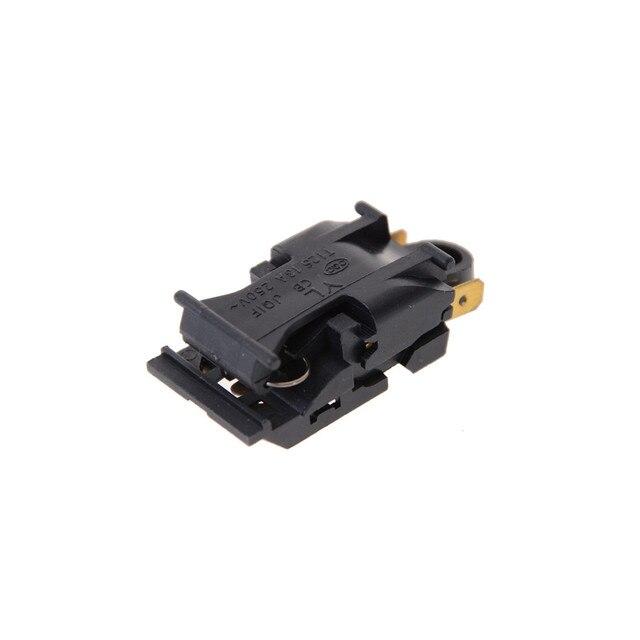 13A interruptor Hervidor eléctrico, termostato interruptor vapor medio cocina piezas 45x20mm Venta caliente 1 pieza