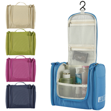Women's Waterproof Hanging Travel Cosmetics Bag