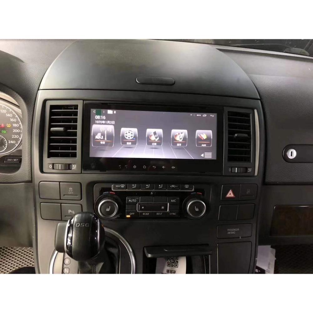 ChoGath 9 дюймов Автомобильный мультимедийный плеер четырехъядерный 1024*600 Android 7,1 автомобильное радио для Volkswagen Multivan T5 2012|Мультимедиаплеер для авто|   | АлиЭкспресс