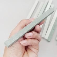 Белый Корунд квадратная полоса точильный камень точилка с фиксированным углом для