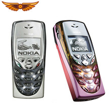 8310 Original Nokia 8310 2G GSM Entsperrt Günstige Verwendet Celluar Telefon Freies Verschiffen