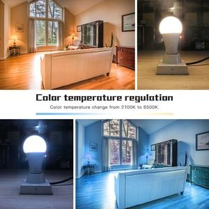 Image 4 - Gledopto Zigbee 12W Rgbcct Led Slimme Lamp AC100 240V Rgb En Dual Witte Kleur Led Lamp Zigbee Zll 3.0 Rgbww werken Met Alexa