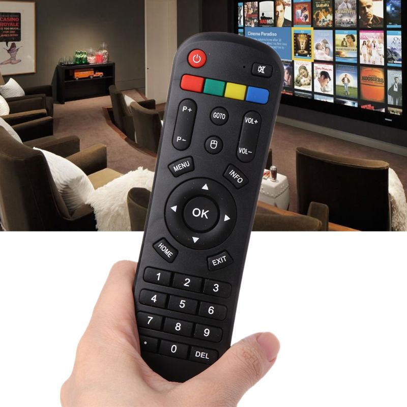 Universal Remote Control Controller Replacement for HTV BOX A1 A2 A3 B7 Tigre TV Box Luna TV Box Lunatv Box|Remote Controls|   - AliExpress