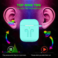I9000 TWS in-ear wireless headset pop-up 8D subwoofer Bluetooth 5.0 headset i9000 Air 2 headset PK i200 i500 TWS