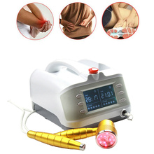 Professional Health Practitioners Use Low Level Soft Laser Therapy LLLT Body Pain Relief Physiotherapy Rehabilitation Equipment