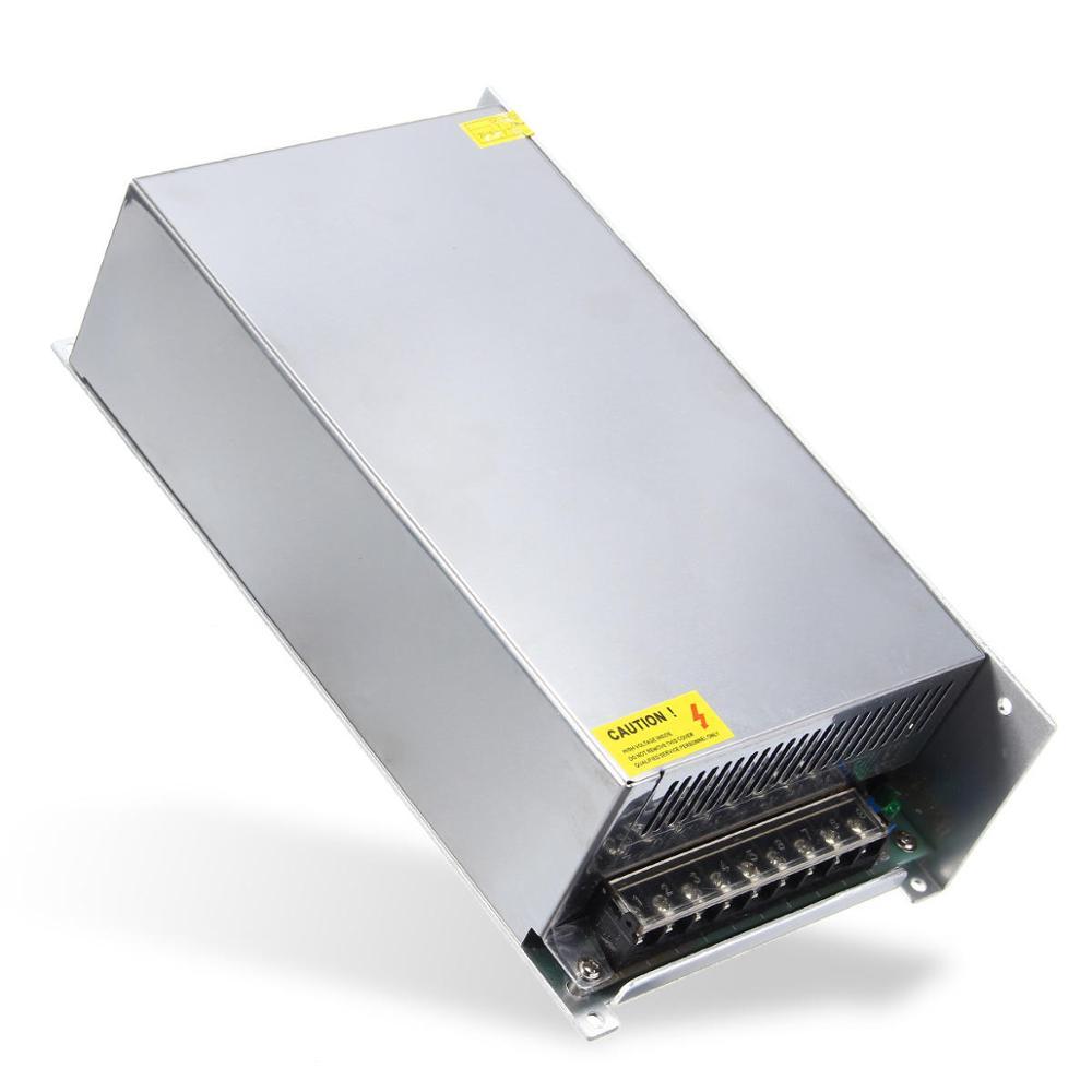 AC DC 1000W 12V 24V 36V 48V commutation industrielle SMPS alimentation pour bande LED