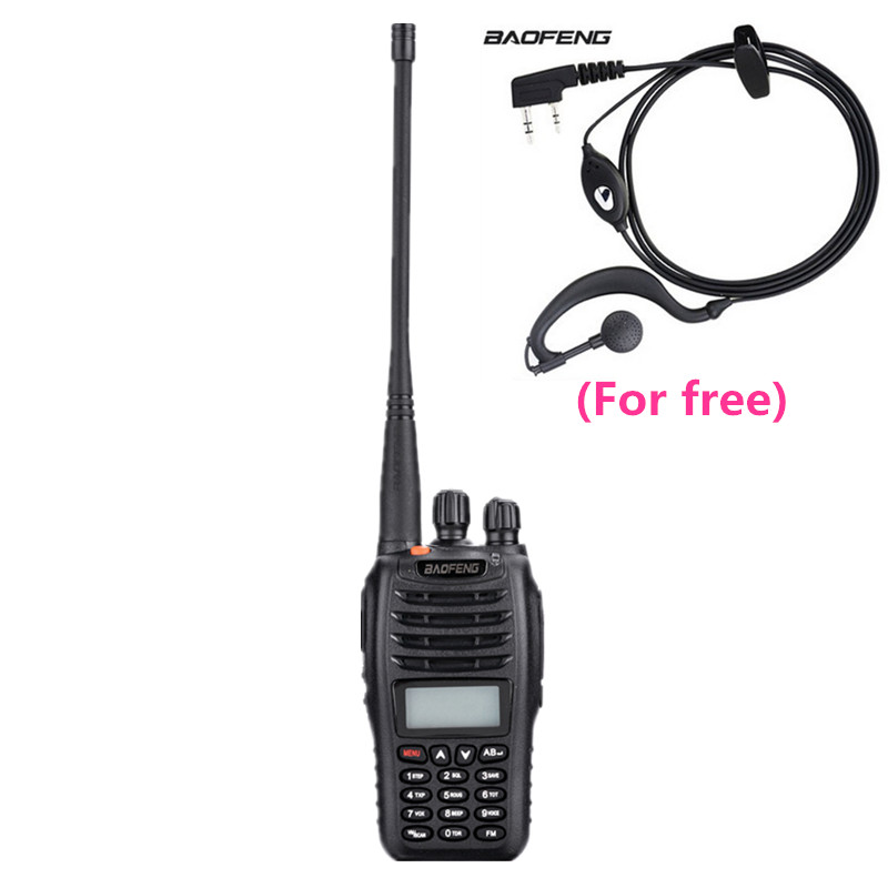 100% Original Baofeng UV-B5 Two Way Radio Station VHF UHF 5W 99CH Ham Radio FM Transmitter Handheld Walkie Talkie B5 Transceiver
