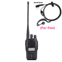 "baofeng uv 100% המקוריים Baofeng UV-B5 שתי דרך רדיו תחנת VHF UHF 5W 99CH Ham Radio FM משדר כף יד מכשיר קשר B5 מקמ""ש (1)"